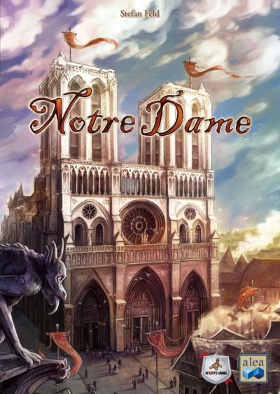 Notre Dame juego de mesa