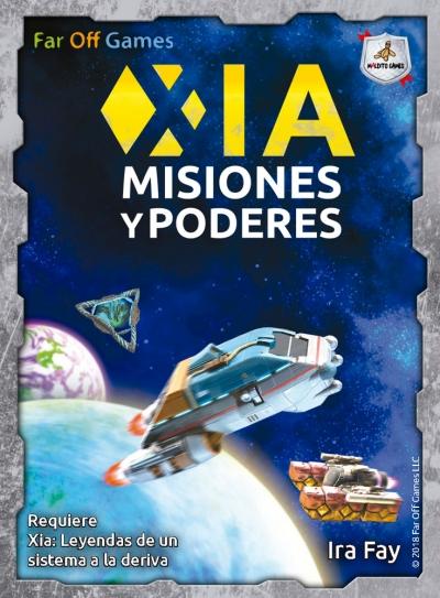 xic misiones y poderes