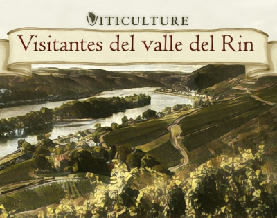 visitantes del Valle del Rin