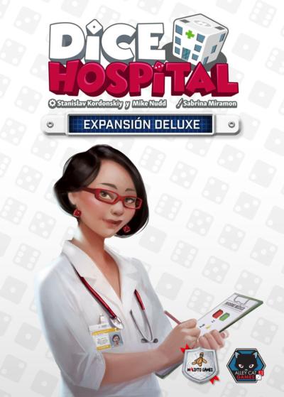 dice hospital deluxe juego de mesa