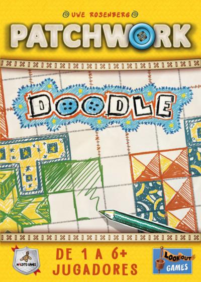 Patchwork doodle novedades abril