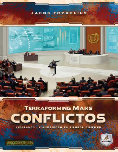 terraforming mars: conflictos