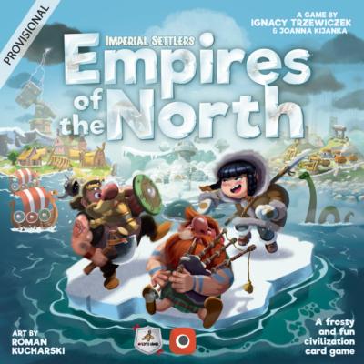 Imperios del norte Maldito games